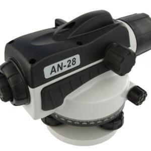 AN-28 Optikai szintezőműszer (2mm/km, 28x)
