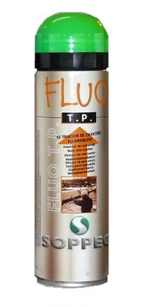 FLUO TP zöld színű jelölőfesték