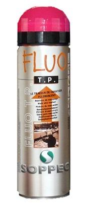 FLUO TP Rózsaszínű jelölőfesték