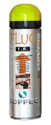 FLUO TP citromsárga jelölőfesték