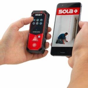 VECTOR100 PRO Sola kamerás lézeres távolságmérő