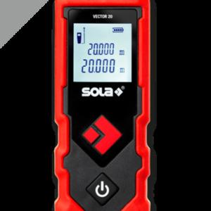 VECTOR20 Sola lézeres távolságmérő