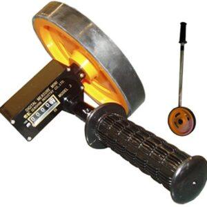 SK3 Mini mérőkerék, teleszkópikus nyéllel, 999,9 m-ig