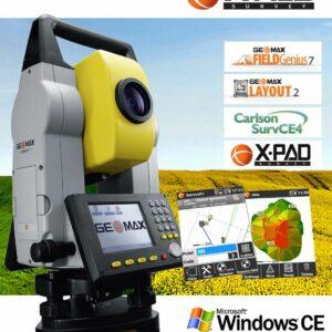 Zipp20 WinCE Mérőállomás